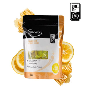 Comvita Propolis Candy 40 Serves - Lemon and Honey