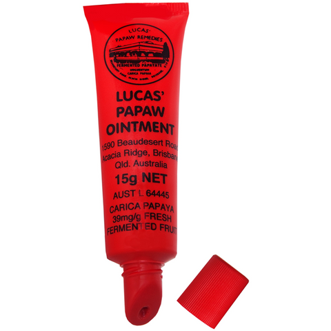 Lucas Papaw Ointment 15ml