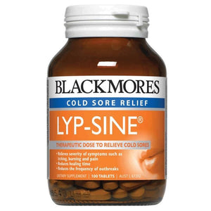 Lyp-Sine 100 Tablets by Blackmores