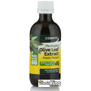 Olive Leaf Extract 200ml by Comvita