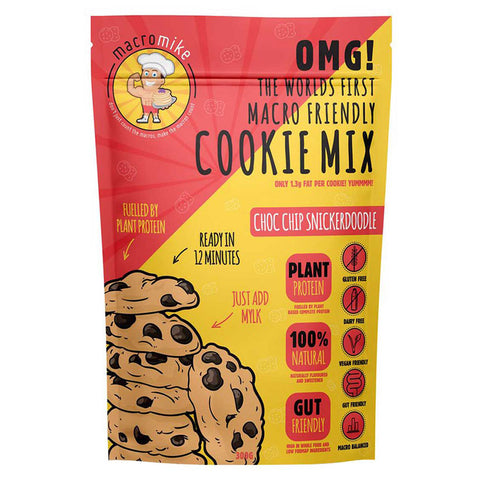 Cookie Mix by Macro Mike