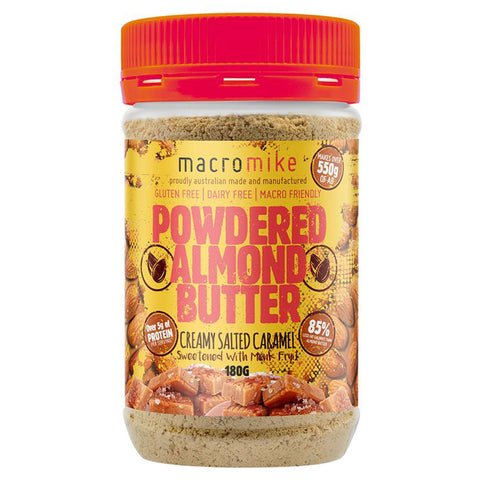 Image of Powdered Almond Butter by Macro Mike
