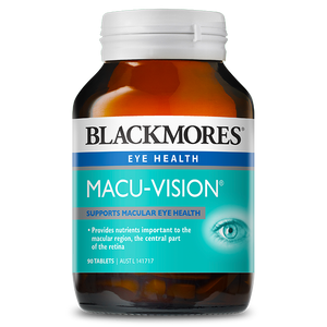 Macuvision 90 Tablets by Blackmores