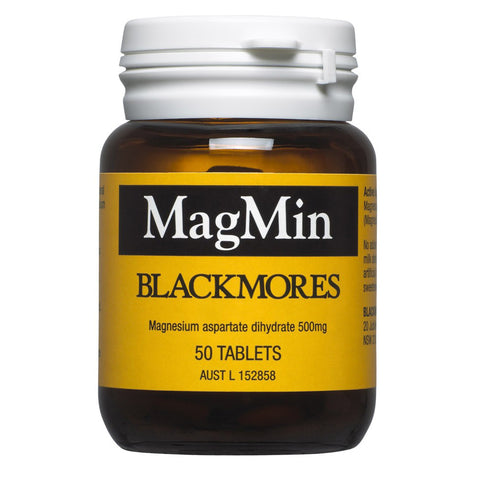 Image of MagMin 50 Tablets by Blackmores