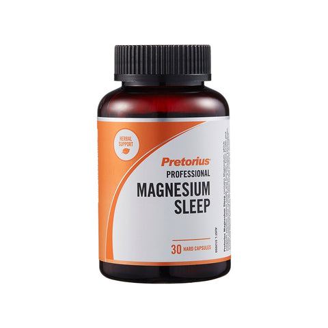 Pretorius Professional Magnesium Sleep 30 Tablets