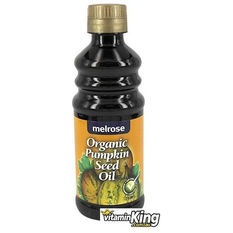 Image of Cold Pressed Organic Pumpkin Seed Oil 250ml by Melrose