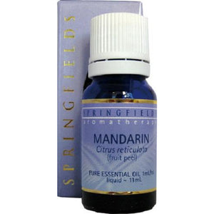 Mandarin Essential Oil by Springfields