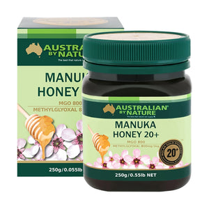 Bio-Active Manuka Honey 20+ (MGO 800) 250g