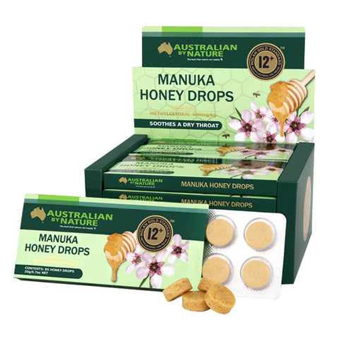 Bio-Active 12+ (MGO 400) Manuka Honey Drops