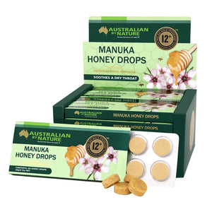 Bio-Active 12+ (MGO 400) Manuka Honey (12 x 8 Drops)