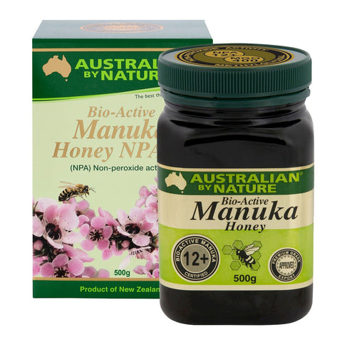 Bio-Active Manuka Honey 12+ (MGO 400) 500g by Australian by Nature