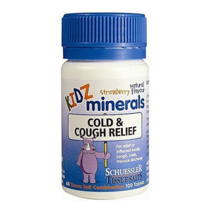 Kidz Cold & Cough Relief 100 Tablets Martin & Pleasance