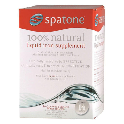 Spatone Natural Iron 14 Day by Martin & Pleasance