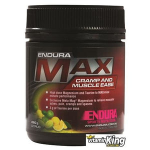 Endura Max Cramp & Muscle Ease by Endura Sports