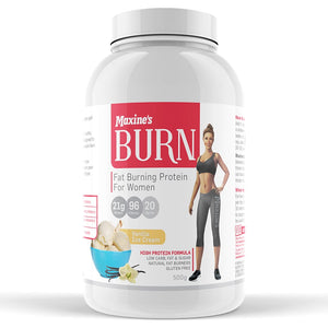 Burn Protein 500g by Maxines
