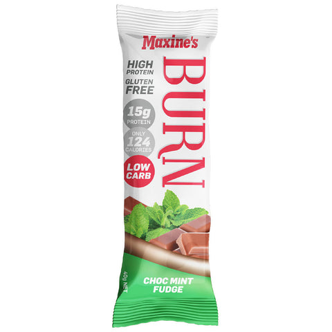 Image of Burn Protein Bars by Maxine's