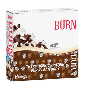 Burn Protein Bars by Maxine's