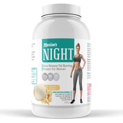 Image of Night Protein 500g by Maxines