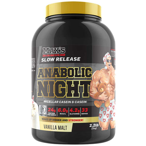 Anabolic Night by Max's Supplements