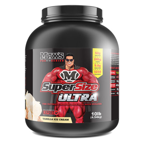Image of Supersize Ultra by Max's Pro Series