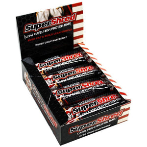 Maxs Super Shred Low Carb Protein Bar