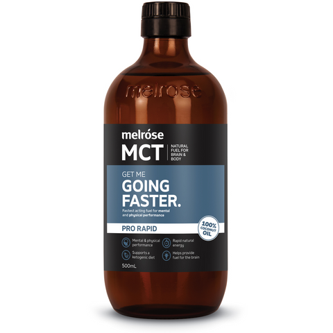 MCT Pro Rapid Going Faster Oil by Melrose