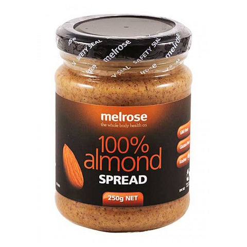 Nut Spread Almond 250g - Melrose