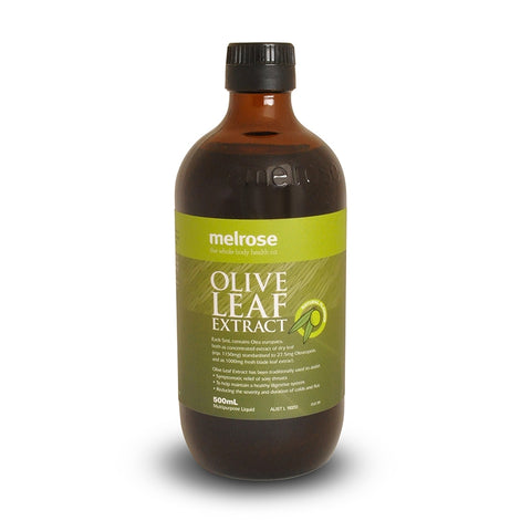Melrose Olive Leaf Extract 500ml