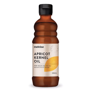 Cold Pressed Apricot Kernel Oil 500ml by Melrose