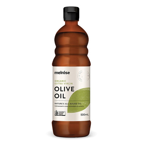 Cold Pressed Organic Olive Oil 500ml by Melrose