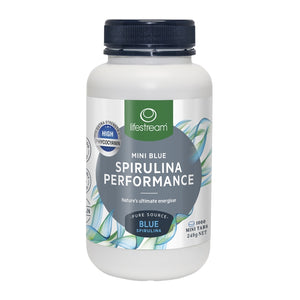 Lifestream Spirulina Performance Mini Blue 1000 Tablets