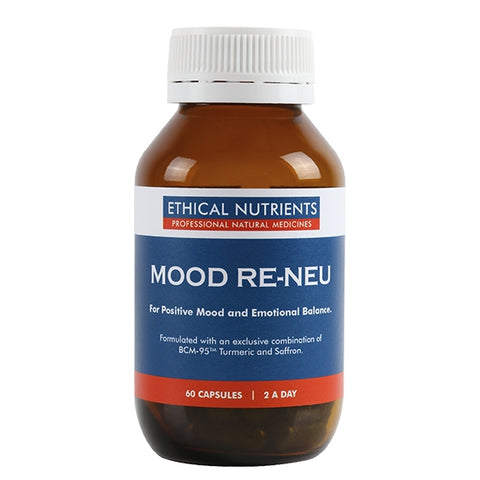 Ethical Nutrients Mood Re-Neu 60 Capsules