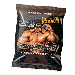 Muscle Meal Cookies by MAXS