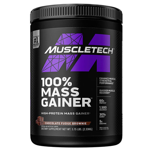Image of 100% Mass Gainer by Muscletech