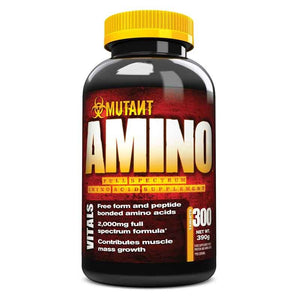Mutant Amino 300 Caplets - Mutant