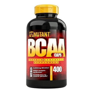 Mutant BCAA 400 Capsules by Mutant