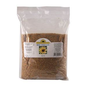 Bee Pollen Granules 1kg by Natures Goodness
