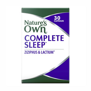 Complete Sleep 30 Capsules by Natures Own