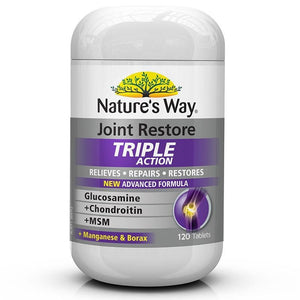Joint Restore Triple Action 120 Tablets by Natures Way