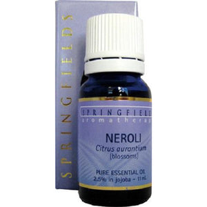Neroli Essential Oil by Springfields