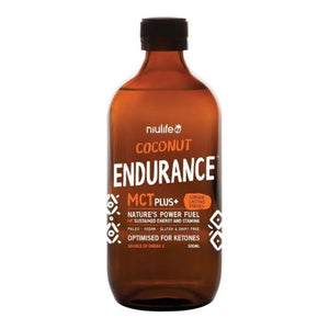 Coconut MCT Plus+ Endurance by Niulife - Fuel for Endurance Training
