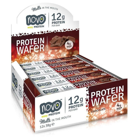 Image of Novo Protein Wafer Bar Box
