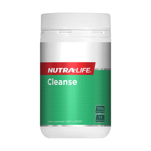 Cleanse Powder 150g by Nutra Life