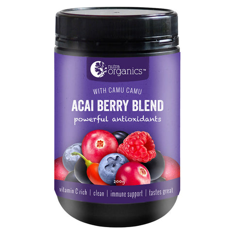 Acai Berry Blend by Nutra Organics