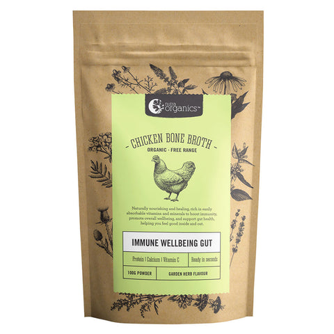 Chicken Bone Broth by Nutra Organics