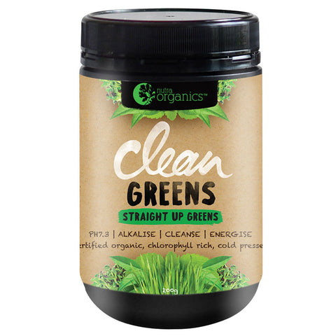 Clean Greens by Nutra Organics