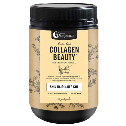 Image of Collagen Beauty - Skin Hair Nails Gut - by Nutra Organics