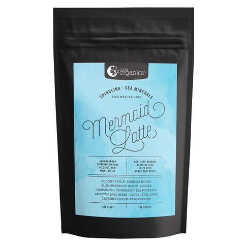 Mermaid Latte by Nutra Organics
