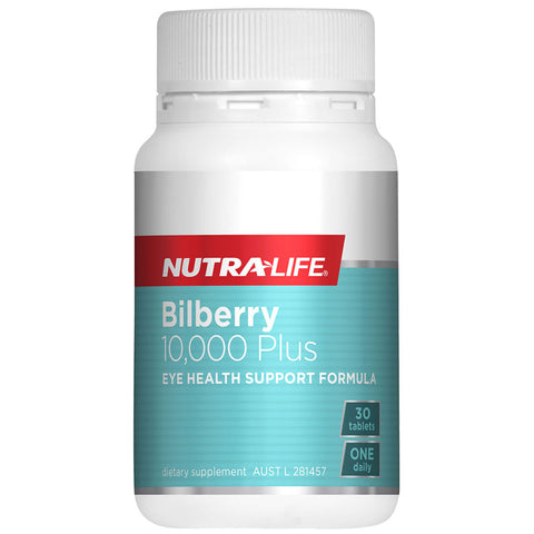 Image of Bilberry 10,000 Plus by Nutralife