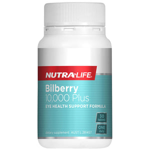Bilberry 10,000 Plus by Nutralife